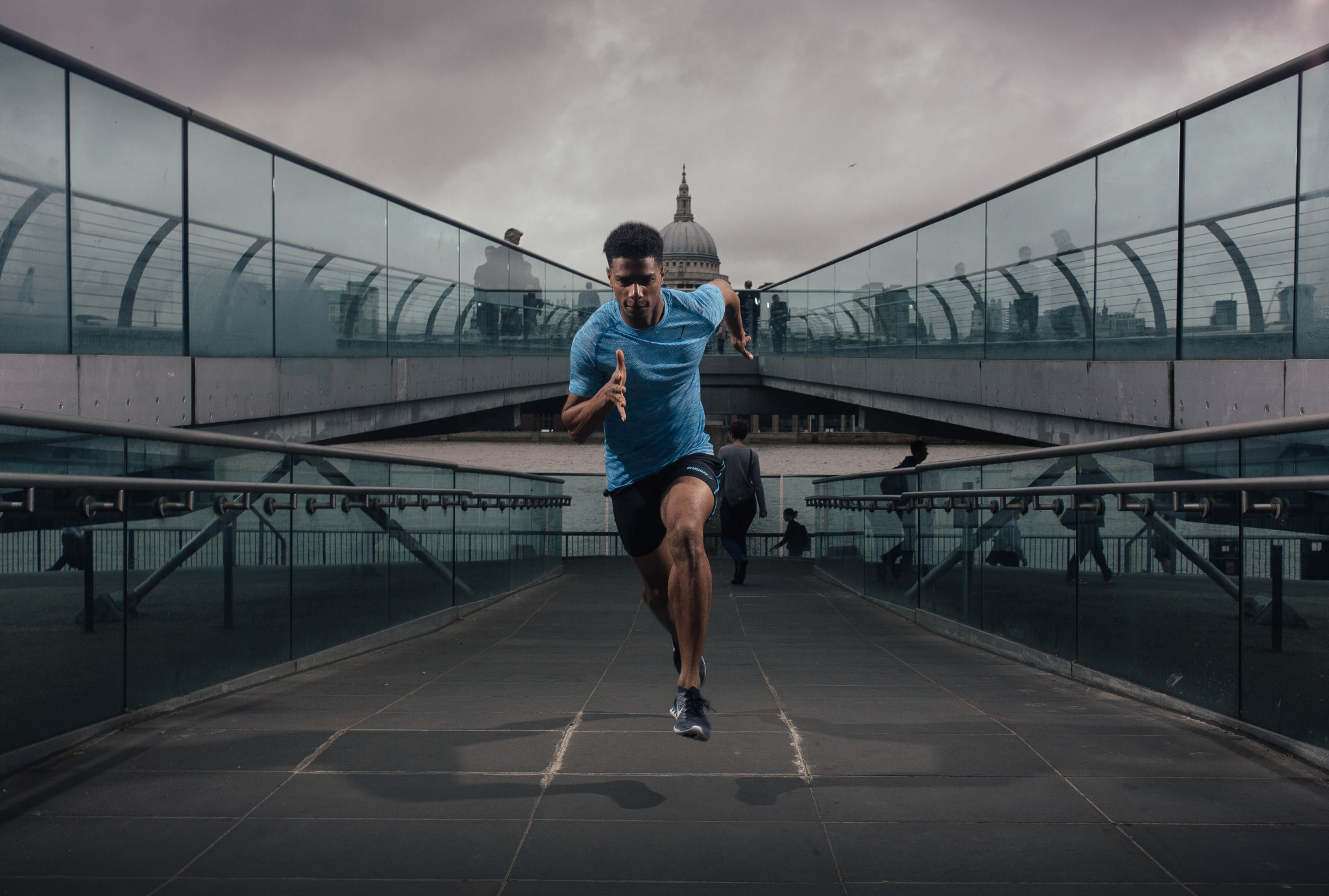 Marcel Stevens | Gymshark 2015 Editorial
